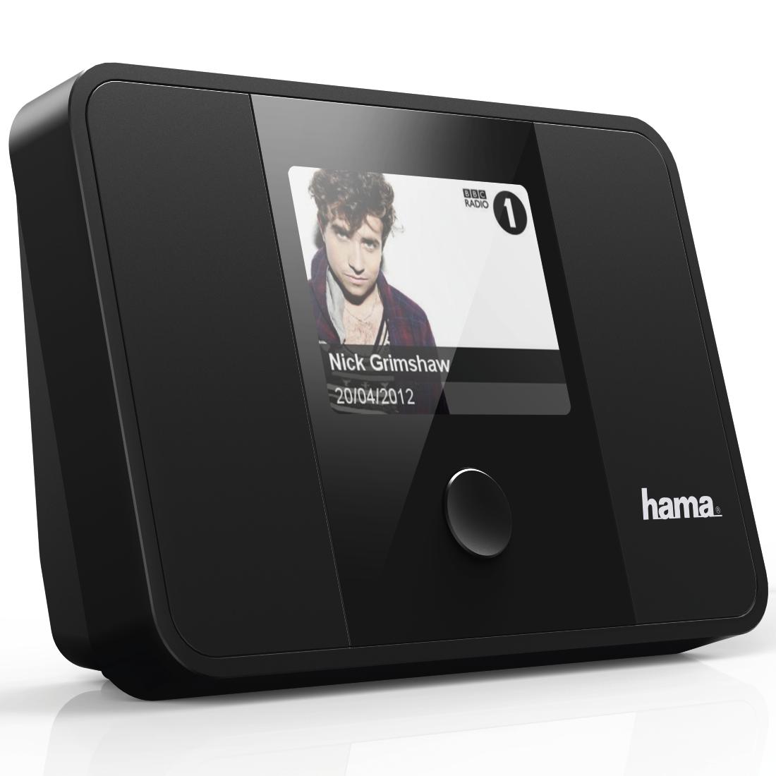 000548410000 hama tuner cyfrowy bt dab dab fm internet. Black Bedroom Furniture Sets. Home Design Ideas