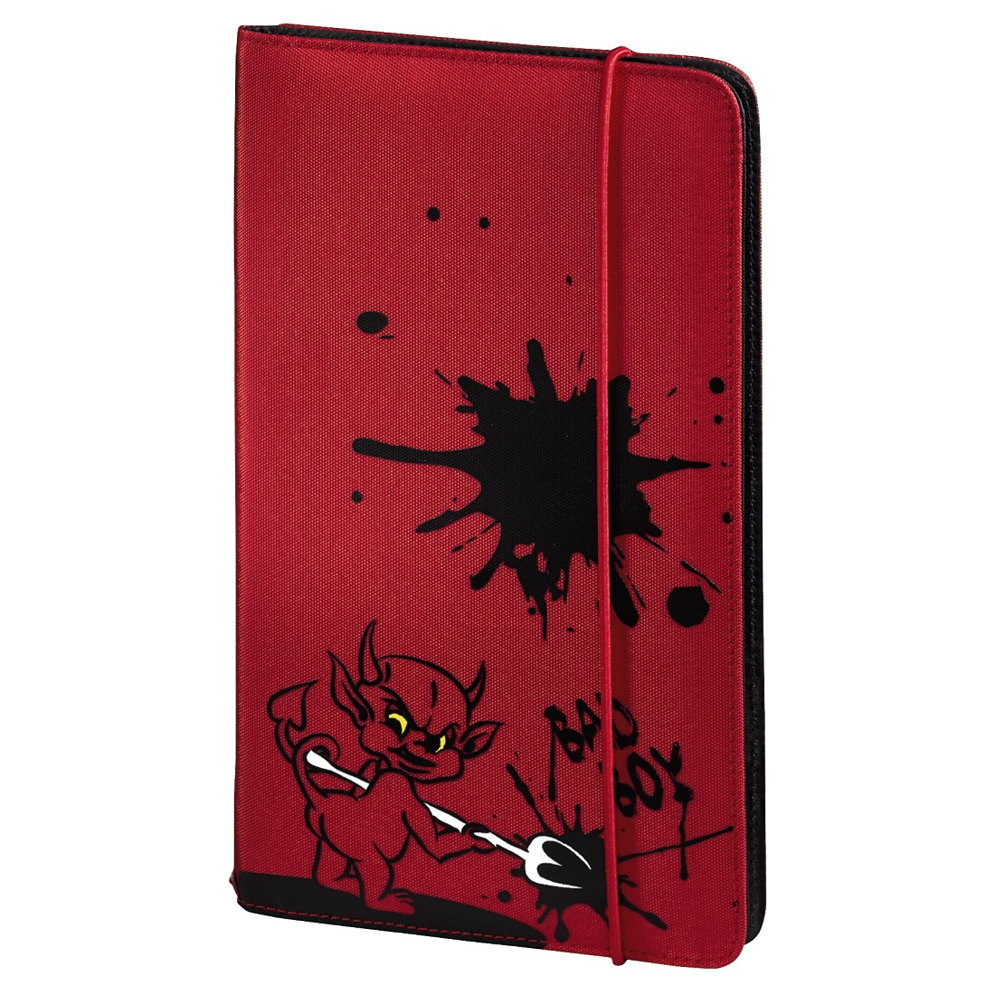 abx High-Res Image - Hama, UTF CD/DVD WALLET 48,RED