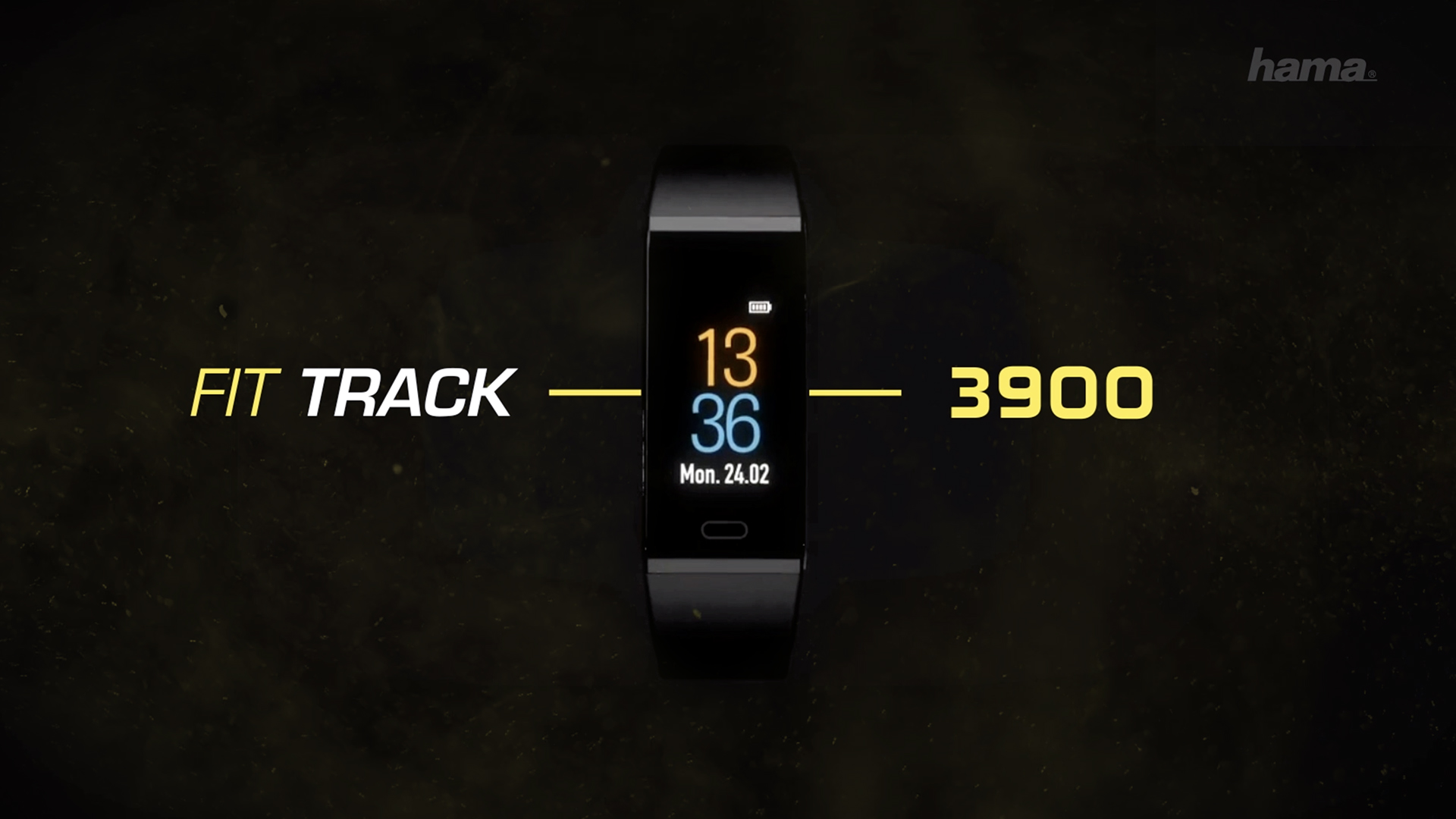 "Hama ""Fit Track 3900"" Fitness Tracker"
